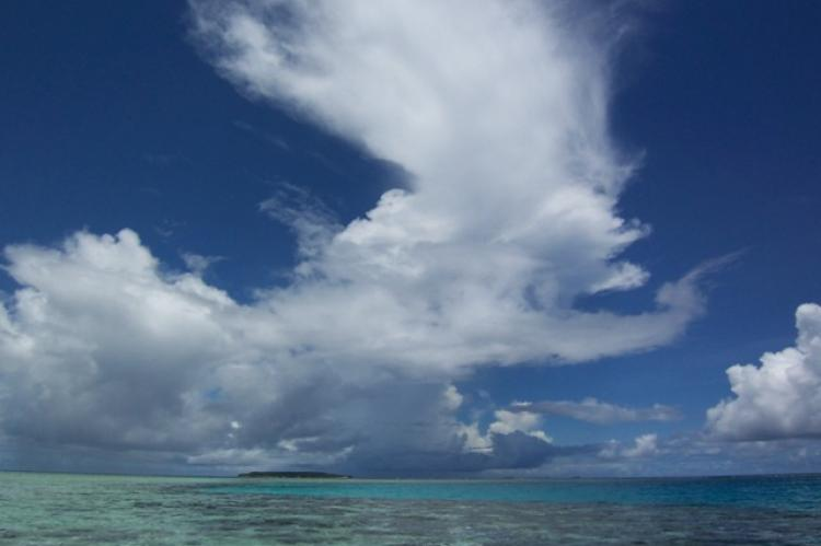 Water, Perfectly Potable and Free, Tonga, South Pacific