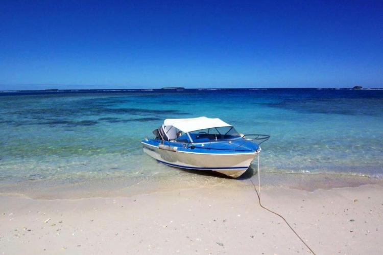Living in the Southern Hemisphere South Pacific